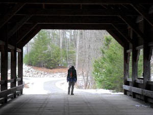 DuPont Forest Covered Bridge
